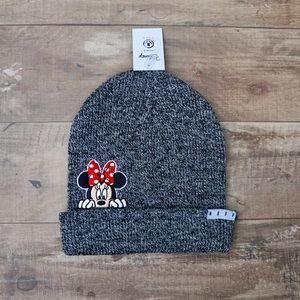 Disney by Neff Minnie Mouse Peak-a-Boo Knit Hat